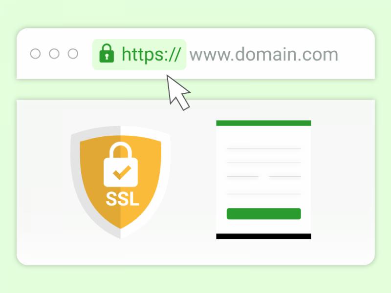 網站加上SSL金鑰