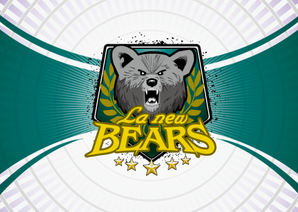 2010 Lanew熊澄清湖球場主場大螢幕球員登場圖卡